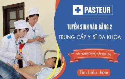 Địa chỉ học Văn bằng 2 Trung cấp Y sĩ đa khoa Hà Nội năm 2018