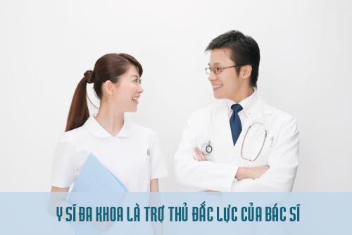 Y sĩ đa khoa hệ trung cấp thu hút lượng lớn thí sinh theo học