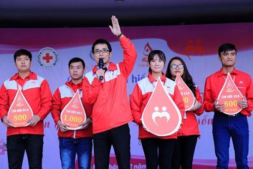 Phấn đấu năm 2020 tỷ lệ dân số hiến máu tự nguyện đạt 2%