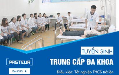 Địa chỉ đào tạo Trung cấp Y sĩ đa khoa Hà Nội tốt nhất ở đâu?