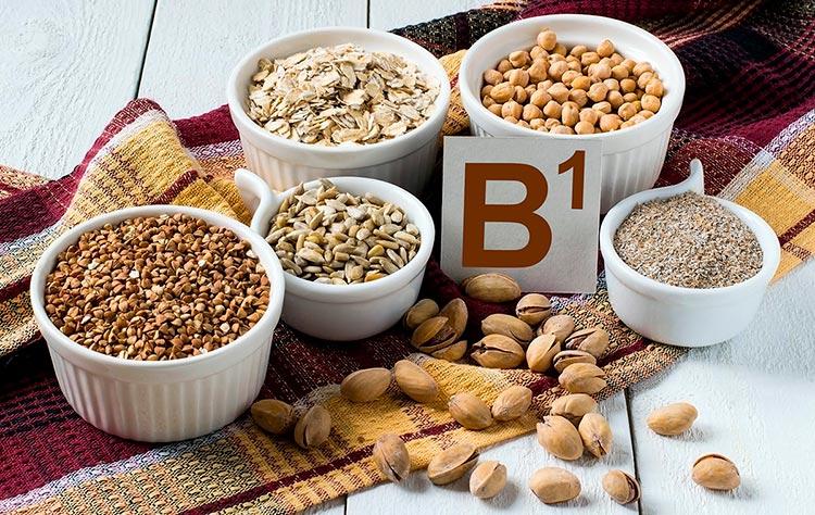 Chế độ dinh dưỡng bổ sung Vitamin B1