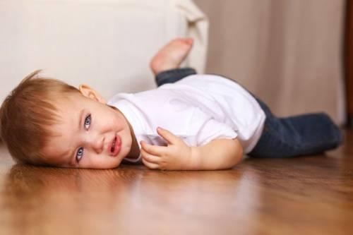 Nguyên nhân gây ra chấn thương sọ não ở trẻ em
