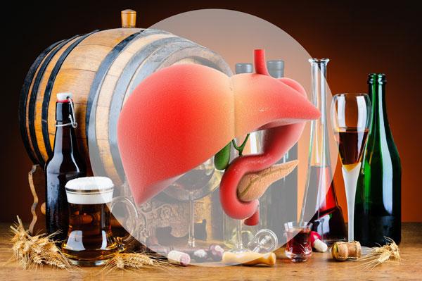 Rượu bia tàn phá sức khỏe con người