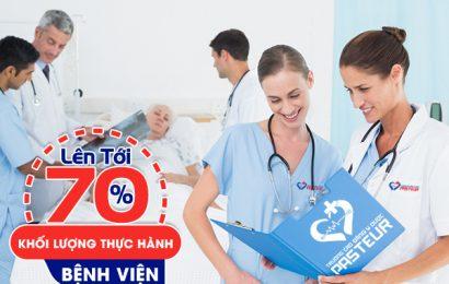 Trung cấp Y khoa Pasteur là địa chỉ đào tạo Trung cấp Y sĩ đa khoa tốt nhất