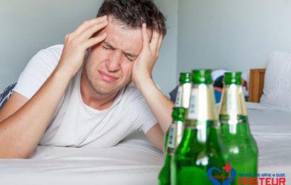 Dư chứng do rượu gây ra: Nguyên nhân, dấu hiệu và xử trí
