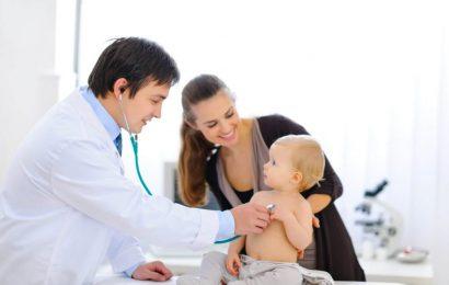 Lịch khám sức khỏe định kì trong 3 năm đầu đời của trẻ