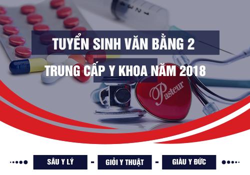 Thông báo tuyển sinh Văn bằng 2 Trung cấp Y sĩ đa khoa Hà Nội năm 2017