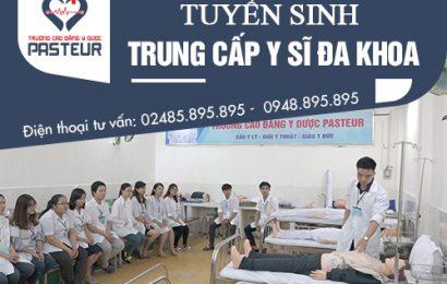 Tốt nghiệp Trung cấp Y sĩ đa khoa Hà Nội ra trường làm gì?
