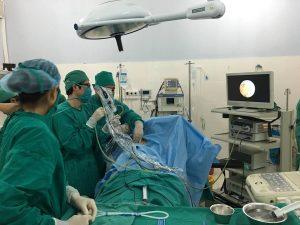 Mổ tim thành công ở các bệnh viện tuyến dưới