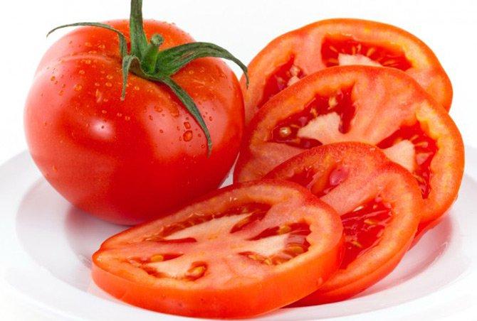 Không nên ăn quá nhiều cam và cà chua