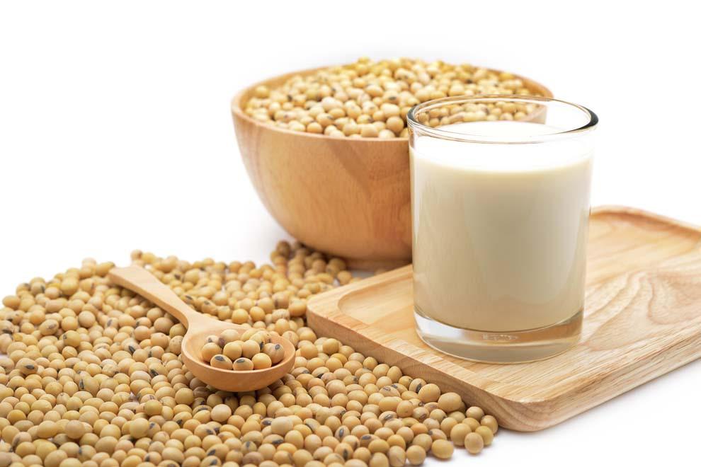 Sức khỏe bị tổn hại nếu ăn nhiều đậu nành