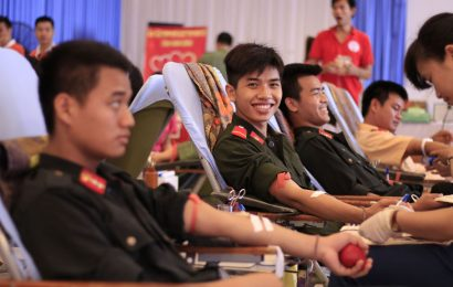 Bộ Y Tế đề xuất bắt buộc công dân hiến máu mỗi năm một lần