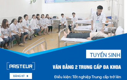 Đối tượng học Văn bằng 2 Trung cấp Y sĩ đa khoa tại Hà Nội năm 2018?