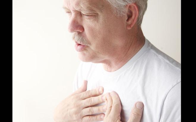 Khó thở là biểu hiện cảnh báo nguy cơ đột quỵ