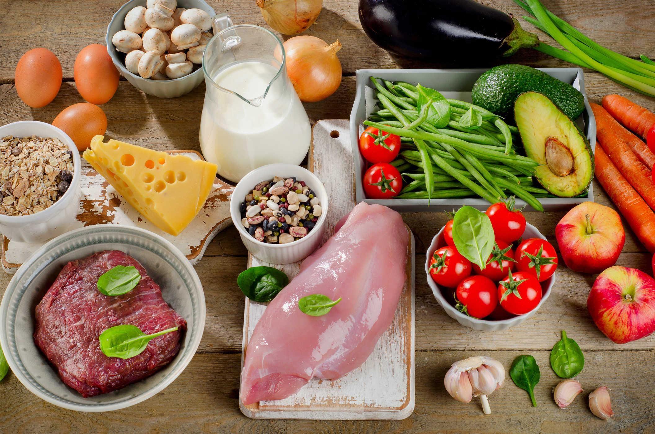 Chế độ dinh dưỡng cho người mắc hội chứng cường giáp