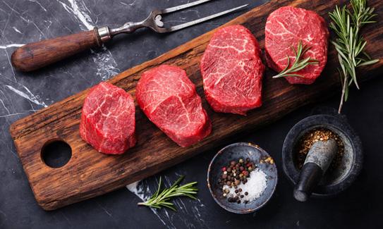 Người mắc bệnh Gout không nên ăn thịt đỏ