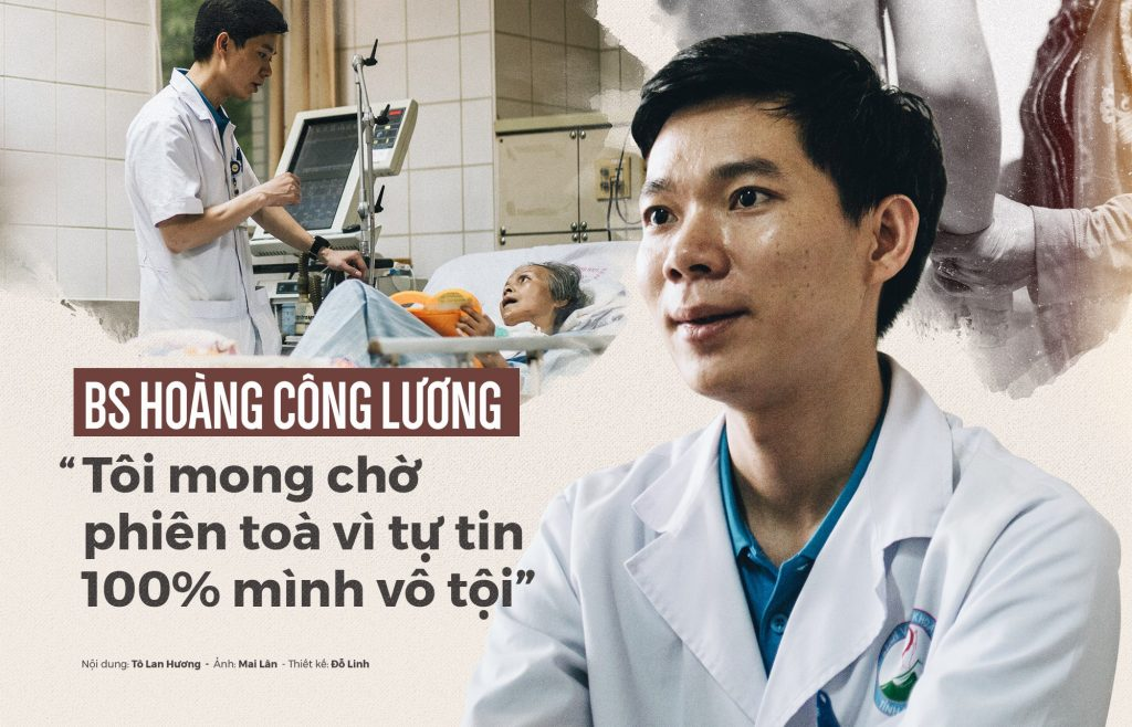 Bác sĩ Hoàng Công Lương nhận được sự ủng hộ từ các đại biểu Quốc hội