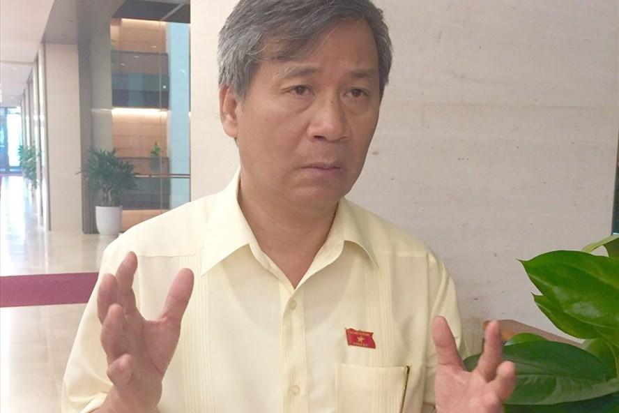 Đại biểu Nguyễn Anh Trí (ĐBQH thành phố Hà Nội)