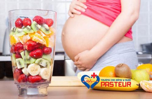 Phụ nữ mang thai không nên ăn mướp đắng
