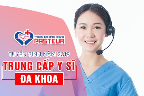 Địa chỉ học chất lượng về Trung cấp Y sĩ đa khoa năm 2019 chất lượng tại Hà Nội