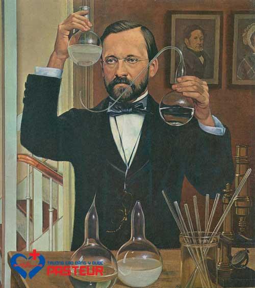 Câu chuyện về cuộc đờinhà bác học Louis Pasteur