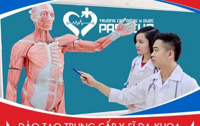 Địa chỉ đào tạo Trung cấp Y sĩ đa khoa năm 2019 uy tín chất lượng tại Hà Nội
