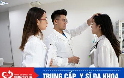 Trung cấp Y sĩ đa khoa có điểm gì khác so với Điều dưỡng đa khoa?