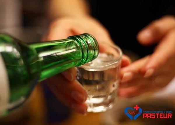 Nguyên nhân hình thành các dư chứng sau khi uống rượu