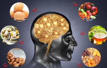 Điểm danh những thực phẩm tốt cho trí não