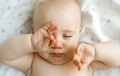 Mách bạn những phương pháp giúp trẻ ngủ ngon