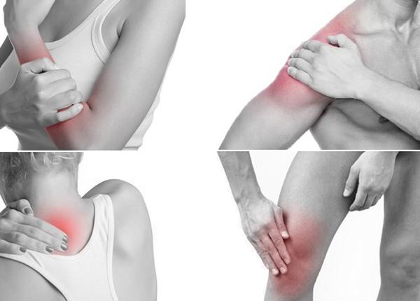 Giúp bạn trị đau cơ bắp nhanh chóng mà không cần thuốc