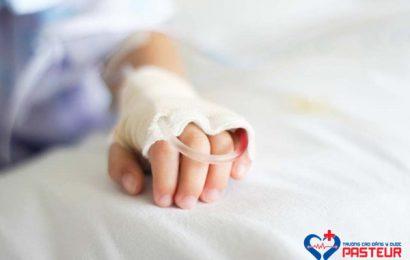 Phác đồ điều trị sốc phản vệ ở trẻ em